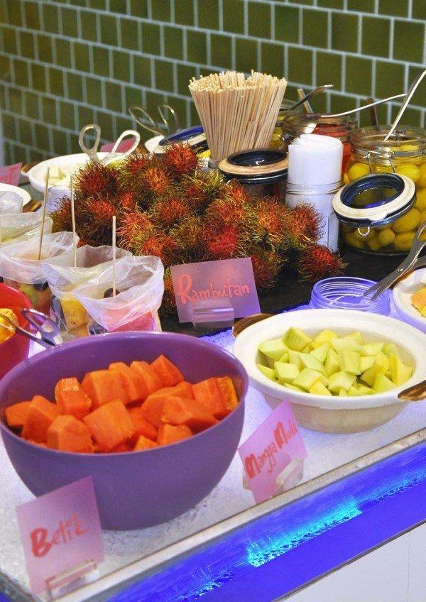 ramadan buffet 2015 nook aloft kuala lumpur sentral fruits