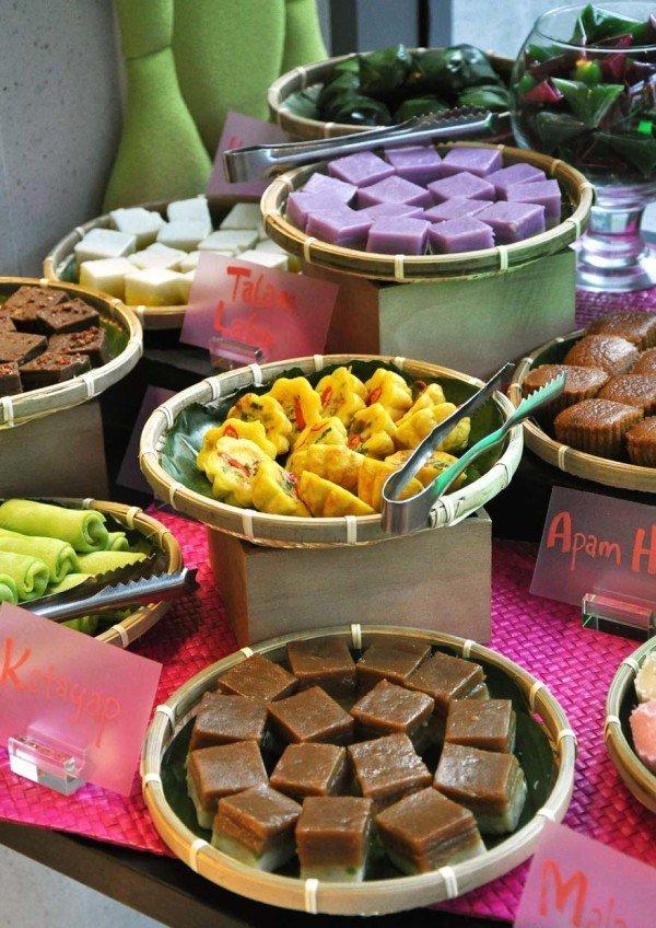 ramadan buffet 2015 nook aloft kuala lumpur sentral malay kuih muih