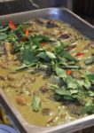 ramadan thai buffet 2015 chakri palace green curry lamb