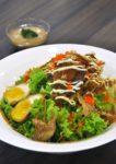 ramen ten shin tokyo sushi jaya 33 petaling jaya soft shell crab salmon skin salad