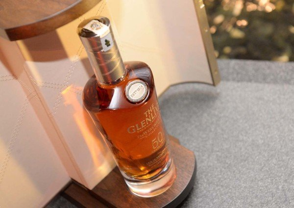 the glenlivet single malt scotch whisky winchester collection 50 years old