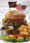 world burger tour hard rock cafe kuala lumpur local percik burger
