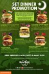 world burger tour hard rock cafe kuala lumpur ramadan promo