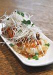 ippudo malaysia japanese cuisine kimuchi tofu with boiled pork