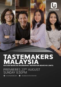 Life Inspired's TASTEMAKERS To Honours Entrepreneurial Excellence This August