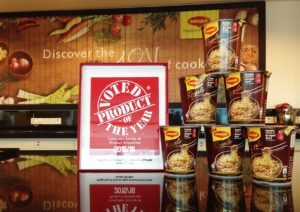 MAGGI® Royale Korean Spicy Braised Beef Cup Won Product Of The Year Malaysia 2015/16