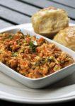 mumbai delights indian vegetarian plaza mont kiara bhurji pav