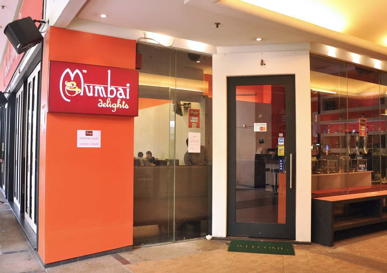 Mumbai Street Food Lane @ Mumbai Delights, Plaza Mont Kiara