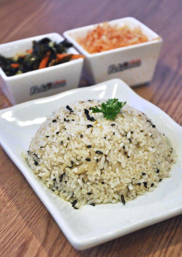 pelicana chicken malaysia korean food ecurve mutiara damansara fragrant rice