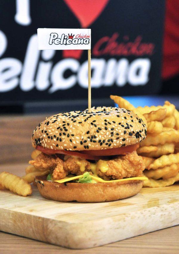 pelicana chicken malaysia korean food ecurve mutiara damansara gourmet burger