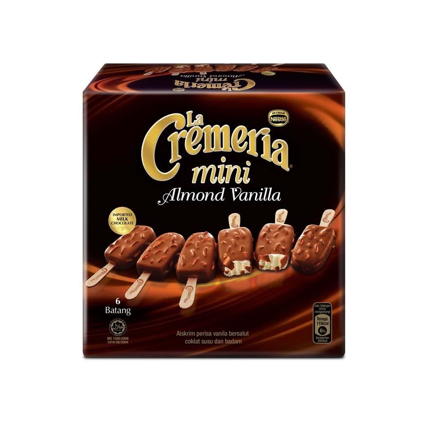 The New Nestlé Ice Cream LA CREMERIA® Mini