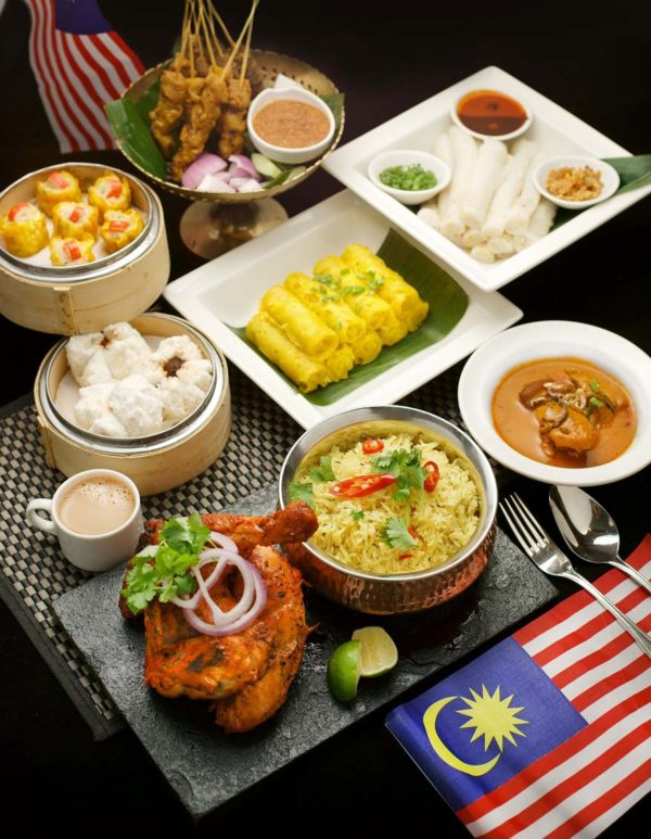 Malaysia's Independence Day 2015 @ Serena Brasserie, InterContinental Kuala Lumpur