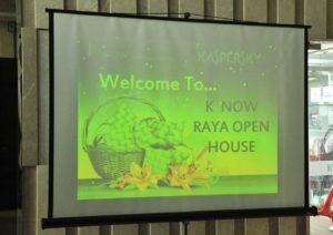 Hari Raya Open House 2015 @ Unified Distribution Technology Sdn Bhd, Mutiara Damansara