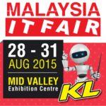 malaysia it fair 2015 mid valley exhibition centre august 2015