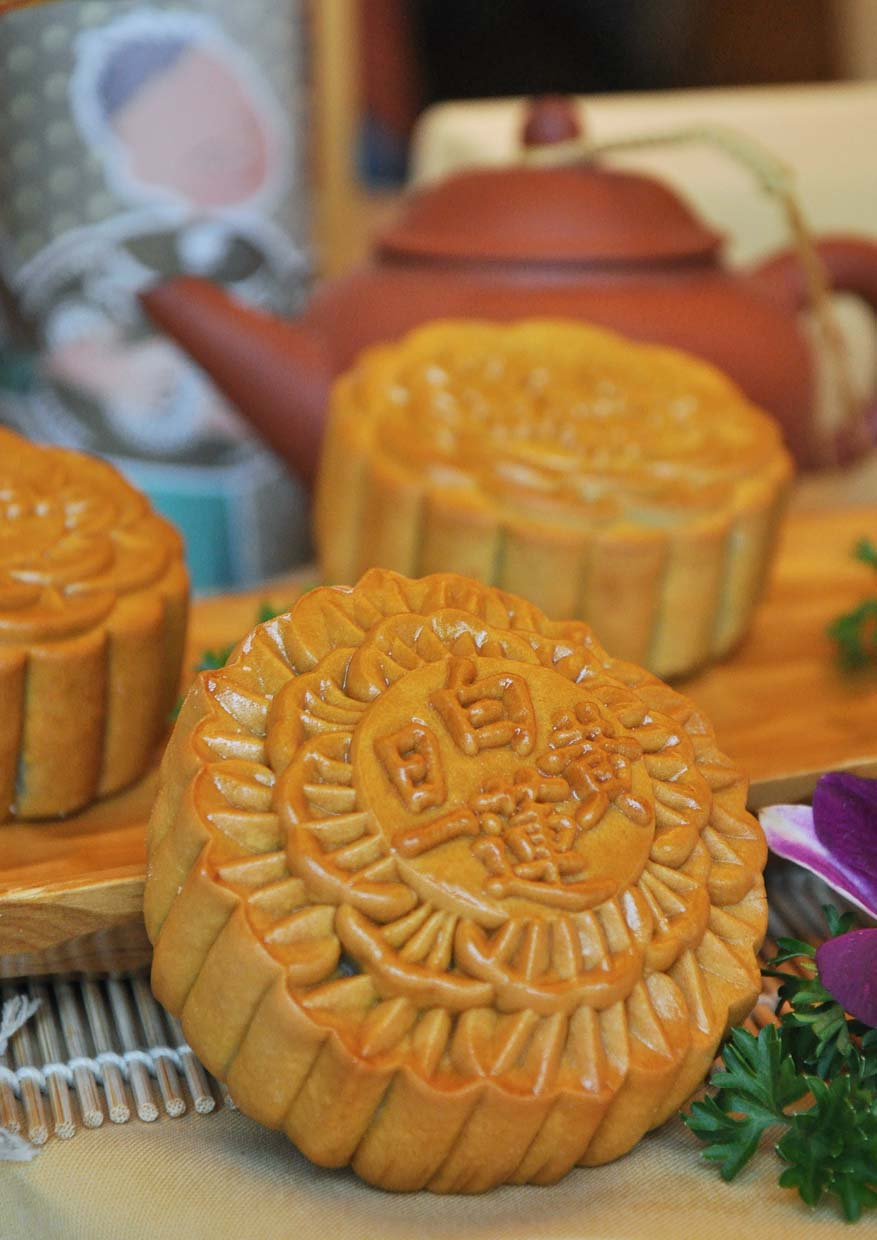 Mooncake Mid Autumn Festival 2015 @ Zuan Yuan Chinese Restaurant, One World Hotel