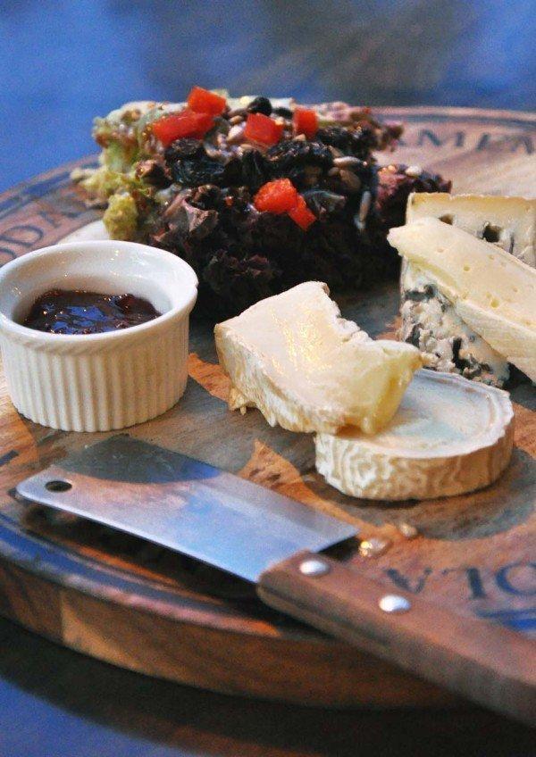 rendez vous traditional french restaurant bangsar cheese platter