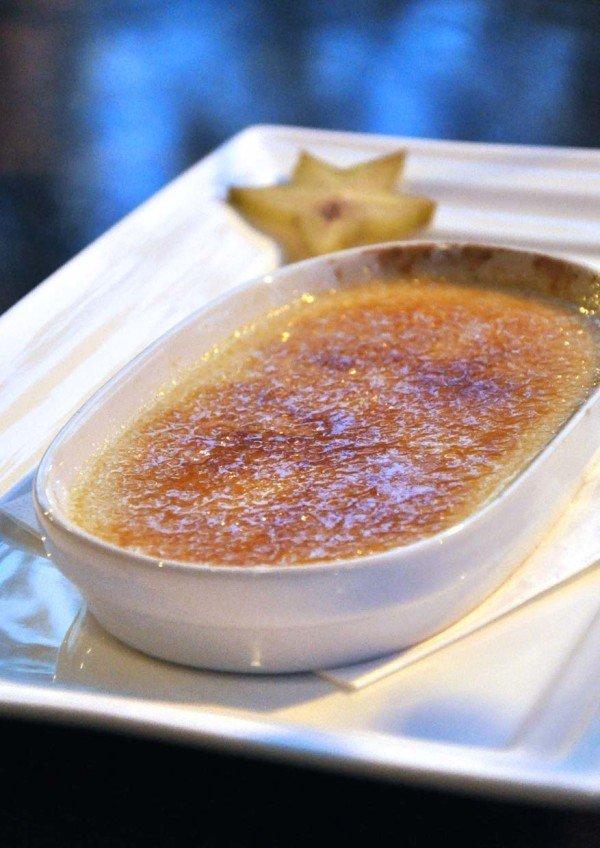rendez vous traditional french restaurant bangsar crème brulee