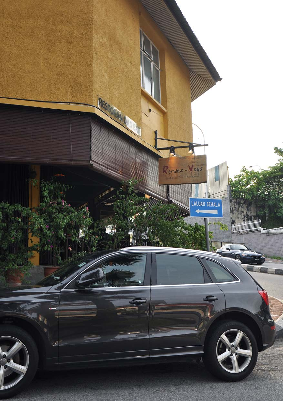 Rendez-Vous Traditional French Restaurant @ Bangsar, Kuala Lumpur