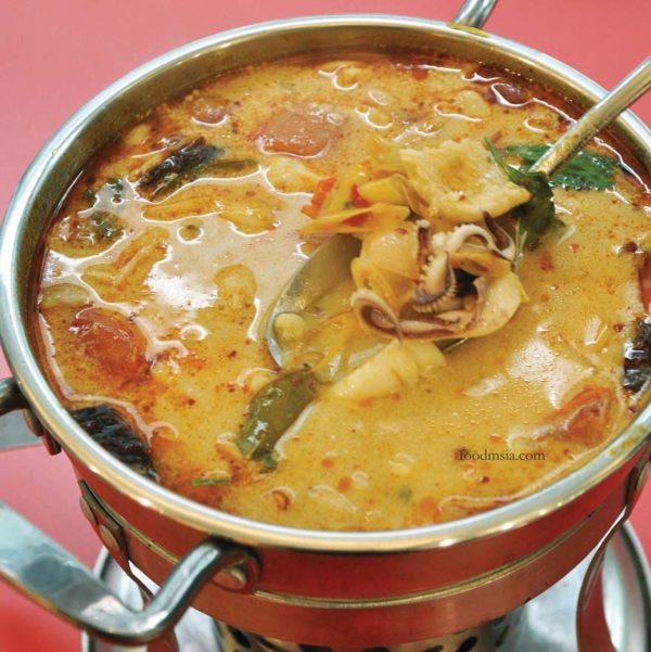 Cafe 9 Taste Of Thai @ Section 17, Petaling Jaya