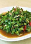 cafe 9 thai restaurant section 17 petaling jaya stir fry 4 angled beans