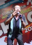kuala lumpur international comedy festival klicfest 2015 hung le