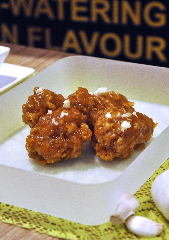 Korean Pelicana Chicken Malaysia @ Atria Shopping Gallery, Damansara Jaya