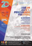 souled out 20th anniversary with asean jazz and percussion festival
