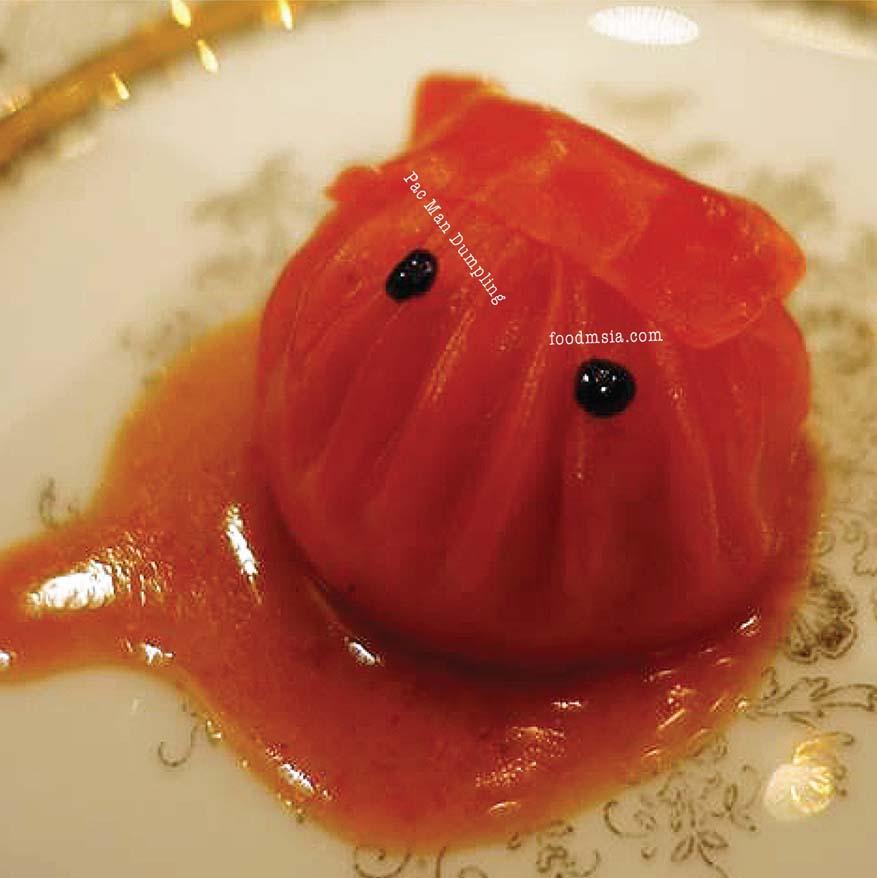 Contemporary Dim Sum Menu @ WAY Modern Chinois Restaurant, Damansara Heights