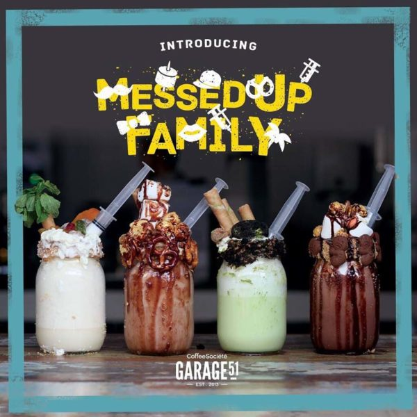 The Messed Up Family @ Garage 51, Bandar Sunway