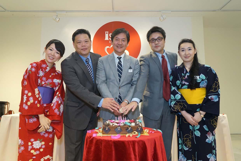 ISETAN Kuala Lumpur Celebrates Silver Anniversary