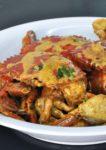 leong kitchenette chinese restaurant usj21 subang jaya milky spicy mud crab