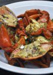 leong kitchenette chinese restaurant usj21 subang jaya salt baked mud crab