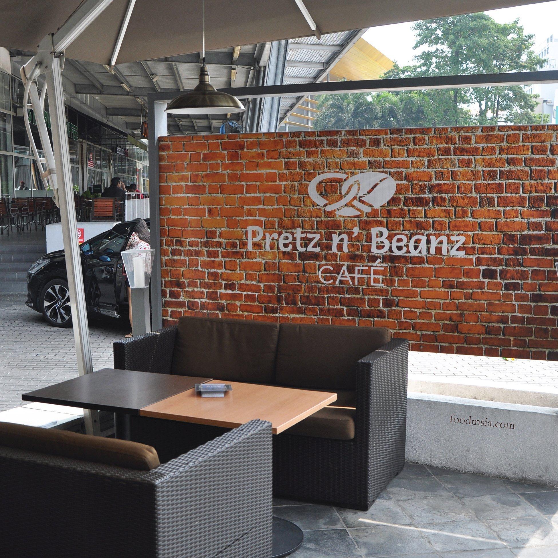 Pretz n' Beanz Cafe @ IPC Shopping Centre, Mutiara Damansara