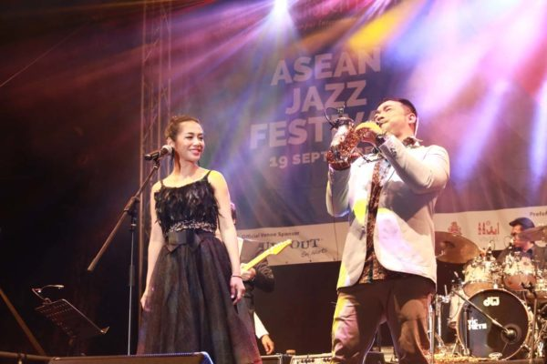 souled out 20th anniversary with asean jazz and percussion festival koh mr saxman & the sound of siam