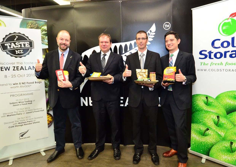 Taste New Zealand Food Fair 8-25 October 2015 @ Cold Storage Malaysia