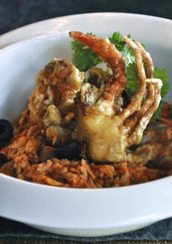 wip western cuisine bangsar shopping centre arroz de morisco