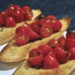 wip western cuisine bangsar shopping centre tomato bruschetta