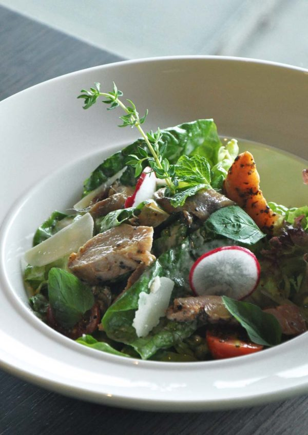 flight club international healthy cuisine kl international airport klia caesar salad