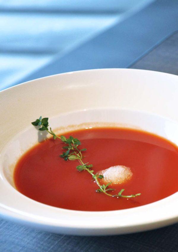 flight club international healthy cuisine kl international airport klia tomato soup