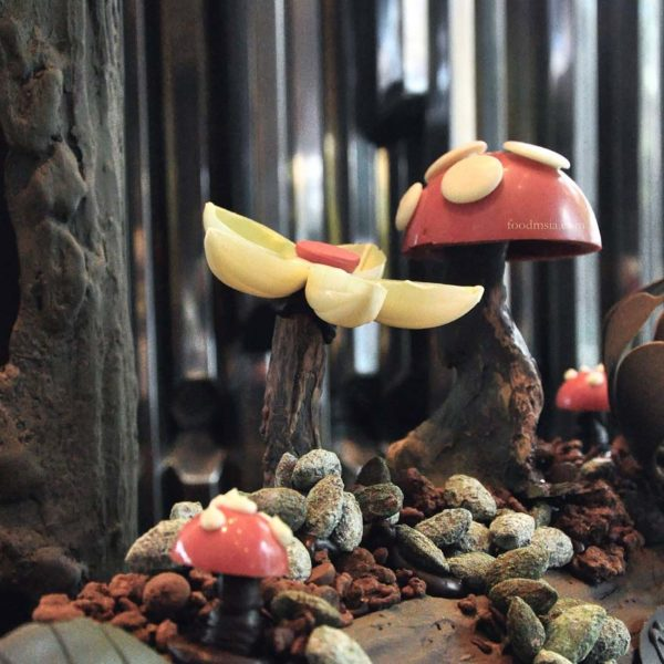Finest Chocolatey Delights by Master Pastry Chef Tim Clark @ InterContinental Kuala Lumpur