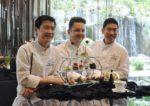 master pastry chef tim clark onesixfive lounge and bar intercontinental kuala lumpur