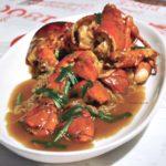 pince and pints lobster dish jalan telawi bangsar kuala lumpur lobster noodles