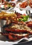 pince and pints lobster dish jalan telawi bangsar kuala lumpur whole live lobster