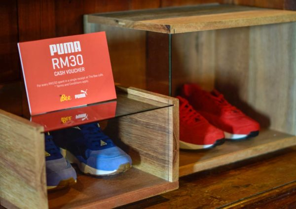 PUMA Malaysia Collaborates With The Bee