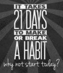 anlenemove habit forming program 21 days challenge