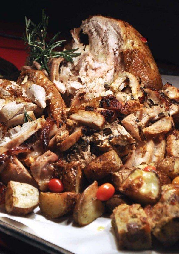 christmas 2015 grand millennium kuala lumpur roasted turkey