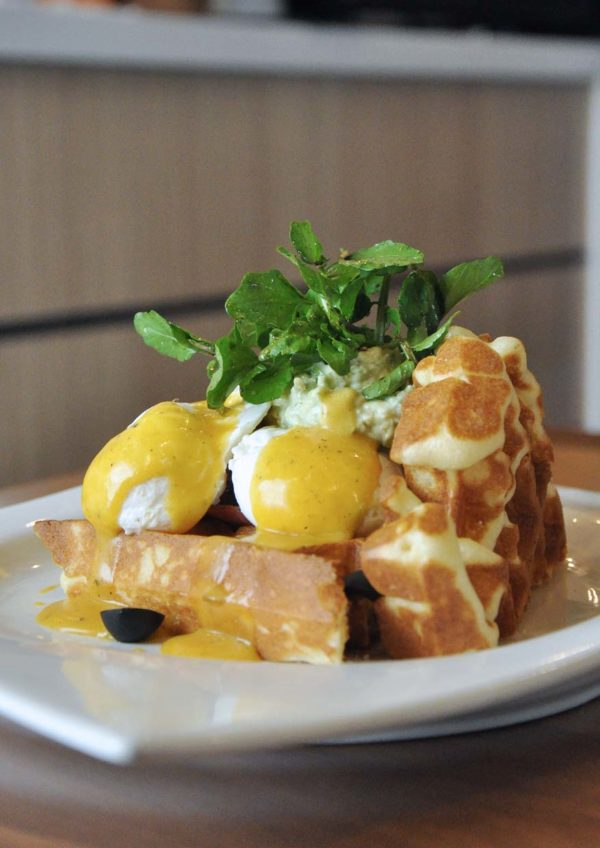 handmade waffle american diner restaurant chequers taman tun dr ismail down home benny