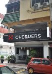 handmade waffle american diner restaurant chequers taman tun dr ismail exterior