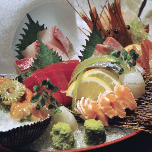 Genuine Japanese and Kaiseki Cuisines @ Ishin, Old Klang Road, Kuala Lumpur