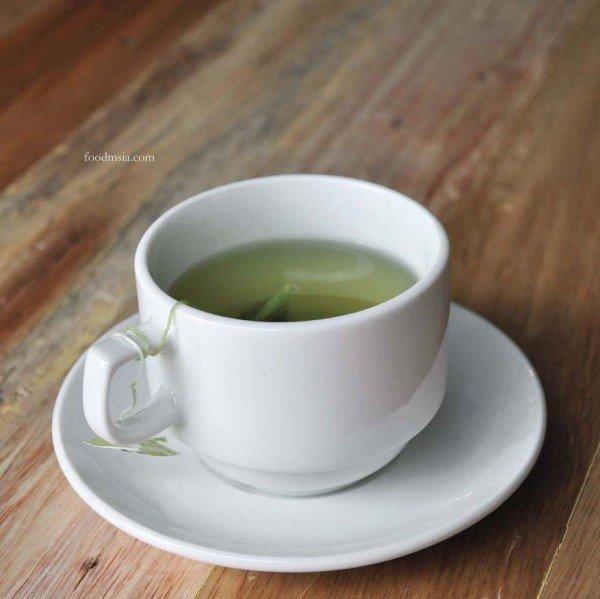 ps tokyo soft serve ice cream ss2 petaling jaya hot green tea